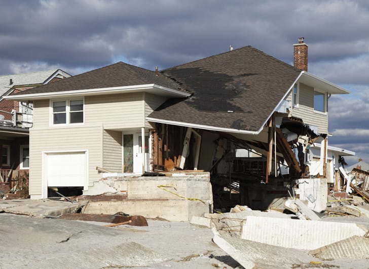 damaged house repayment Chicago